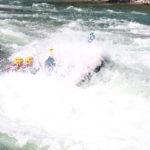 Rafting med Skjåk Adventure